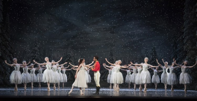 The Nutcracker. Artists of The Royal Ballet. ©ROH, 2018. Photographed by Alastair Muir