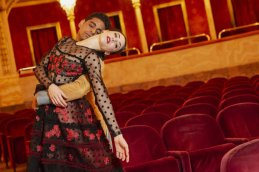 Bianchi (Carmen) Ramasar (Don José) in Carmen by Bubeníček, photo ® Yasuko Kageyama
