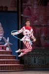 George Balanchine's The Nutcracker®, Nicola Del Freo as Sugar Cane, photo by Brescia e Amisano, Teatro alla Scala 2018