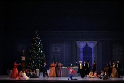 George Balanchine's The Nutcracker®, Valerio Lunadei as the Soldier, photo by Brescia e Amisano, Teatro alla Scala 2018