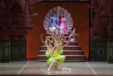 George Balanchine's The Nutcracker®, Vittoria Valerio as the Marzipan Shepherdess, photo by Brescia e Amisano, Teatro alla Scala 2018