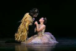 Beauty and the Beast by David Bintley, photo by Dasa Wharton, BRB 2019 19