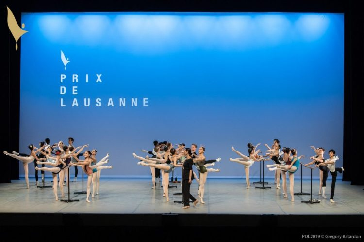 Prix di Lausanne 2019, photo by Gregory Batardon