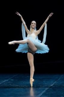 Giordana Granata in La Bayadère © Tatiana Mazzola, Teatro alla Scala 2019