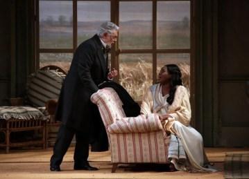 La traviata, Teatro alla Scala, 2019 Placido Domingo and Angel Blue