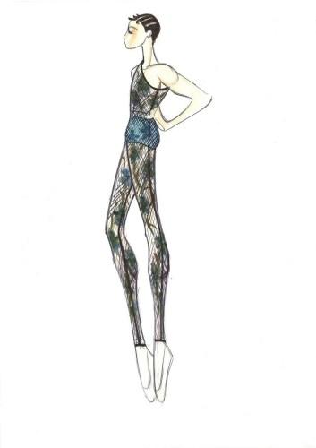 Nuit Blanche, designs by Maria Grazia Chiuri, Dior, for Rome Opera Ballet 2019 4