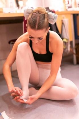 Ruth Brill as Fière in Beauty and the Beast, Birmingham Royal Ballet © Dasa Wharton 11