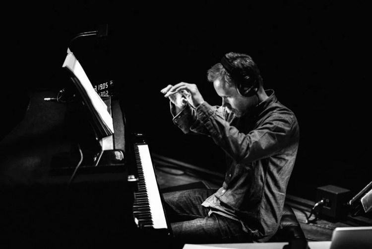 Max Richter, photo by Rahi Rezvani
