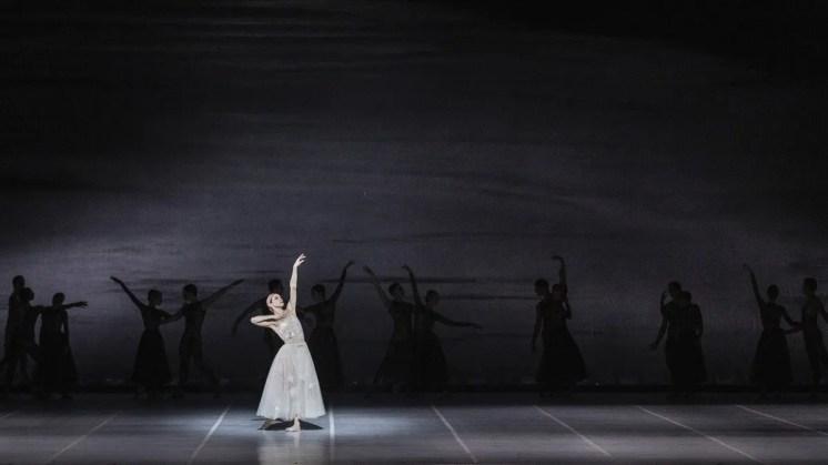 Nuit Blanche by Sébastien Bertaud with Abbagnato © Yasuko Kageyama