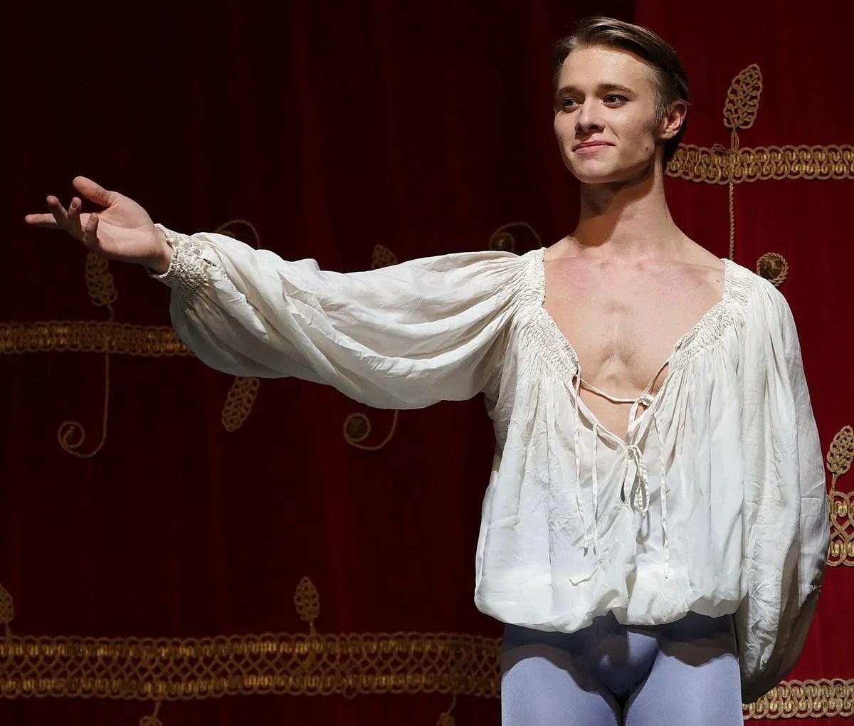 Timofej Andrijashenko in Romeo and Juliet, photo by Brescia e Amisano, Teatro alla Scala 2016 (3