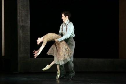 Woolf Works, I now I then, with Alessandra Ferri and Federico Bonelli, photo by Brescia e Amisano, Teatro alla Scala 2019 01