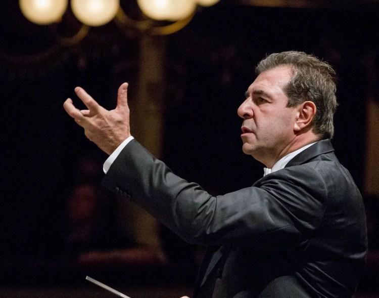 Daniele Gatti, photo Brescia e Amisano, Teatro alla Scala