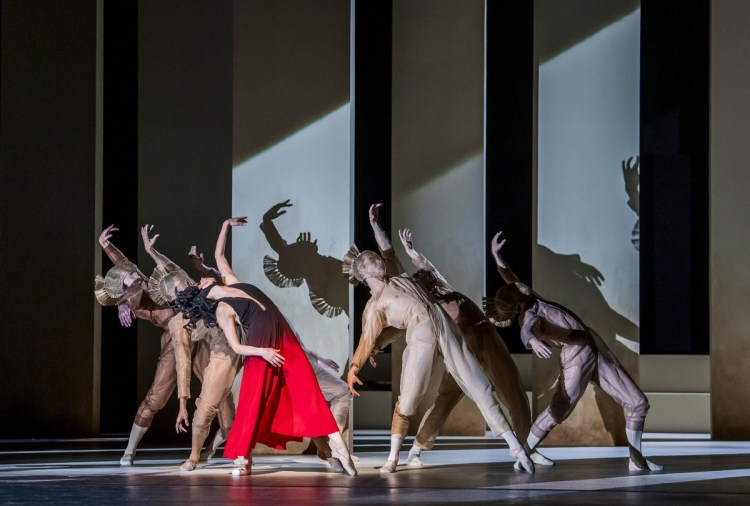 Medusa. Artists of The Royal Ballet. ©ROH, 2019. Ph by Tristram Kenton. (7)