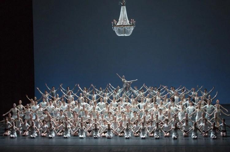 Presentation, Scuola di Ballo Accademia Teatro alla Scala, photo Ilaria Elena Borin