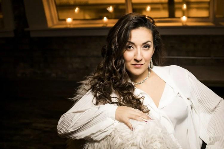 Rosa Feola, photo Todd Rosenberg