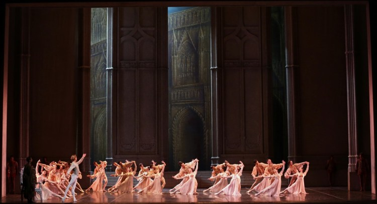 Swan Lake, photo Brescia e Amisano, Teatro alla Scala