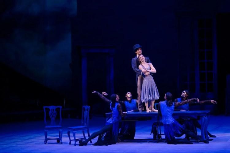 09 Christopher Wheeldon's Cinderella with English National Ballet © Dasa Wharton