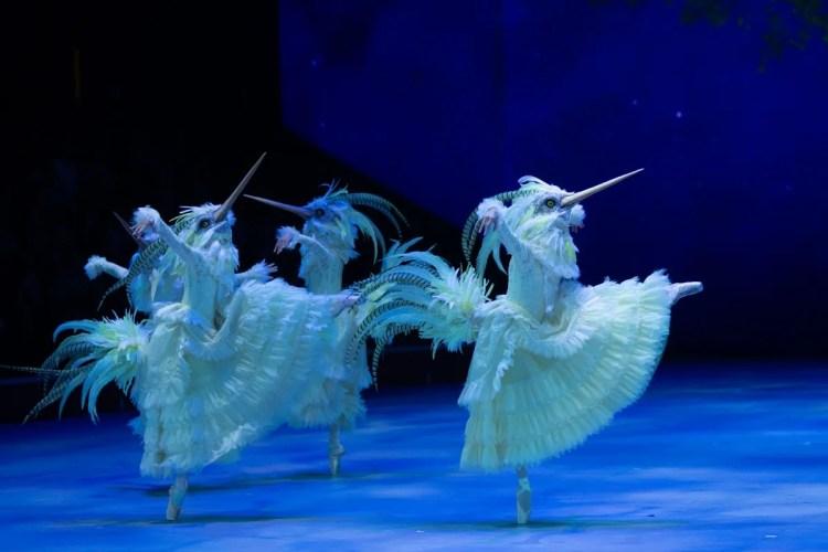 17 Christopher Wheeldon's Cinderella with English National Ballet © Dasa Wharton
