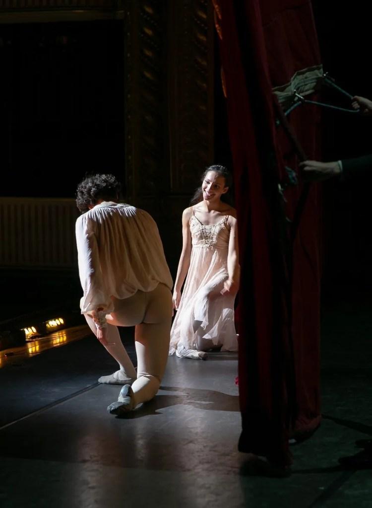 25 Francesca Hayward and Cesar Corrales, Romeo and Juliet © Dasa Wharton
