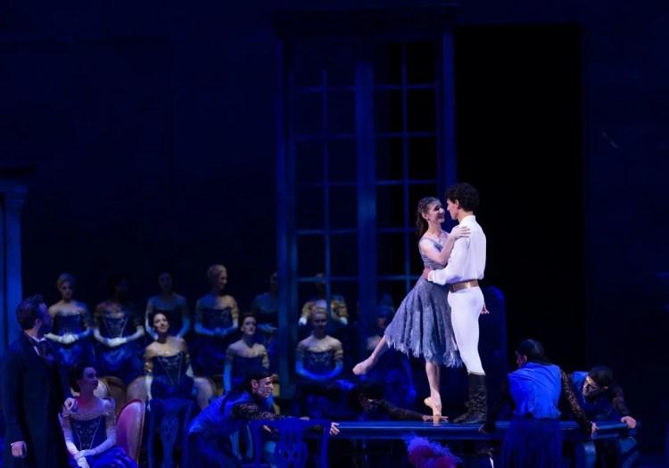 45 Christopher Wheeldon's Cinderella with English National Ballet © Dasa Wharton