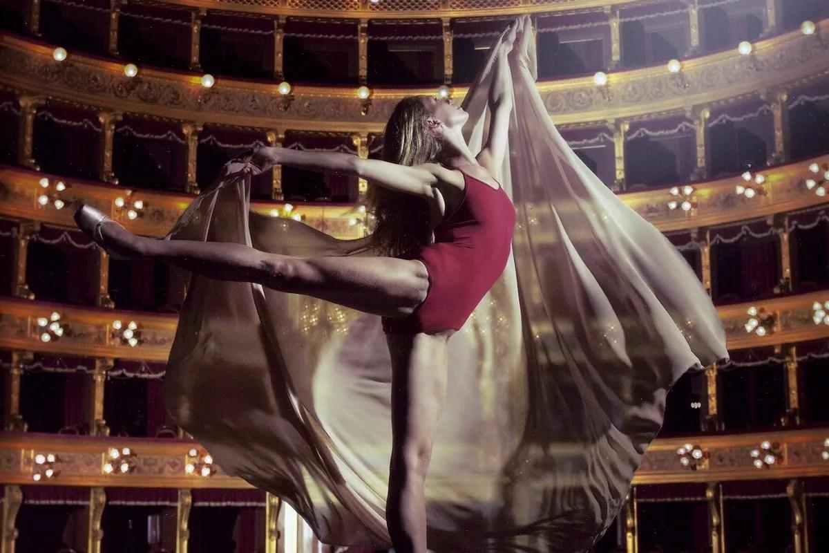Eleonora Abbagnato,Teatro Massimo di Palermo @ Marco Glaviano