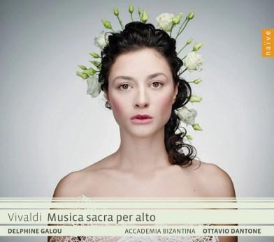 Musica sacra per alto, Delphine Galou