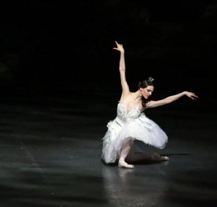 Swan Lake with Martina Arduino, Bolero Martina Arduino © Brescia e Amisano, Teatro alla Scala, 2018