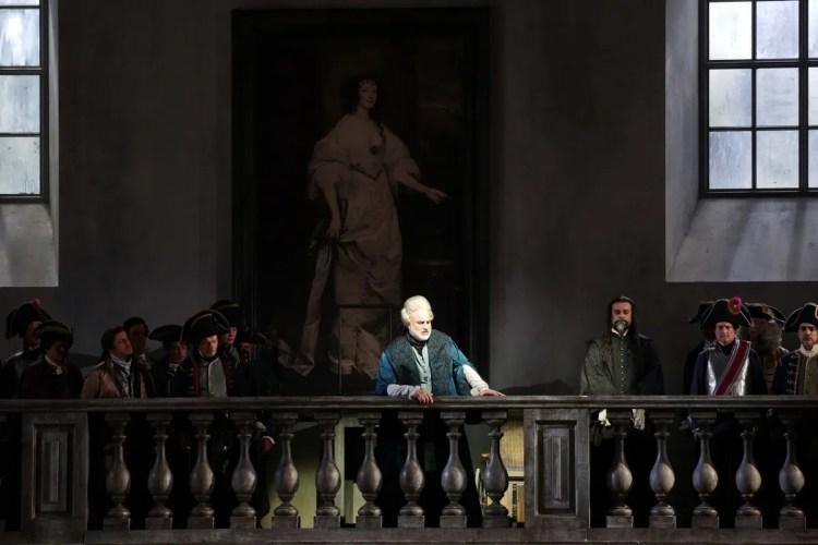 02 I masnadieri, Michele Pertusi, photo Brescia e Amisano, Teatro alla Scala 2019