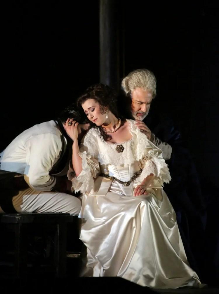 13 I masnadieri, Desole, Oropesa, Pertusi, photo Brescia e Amisano, Teatro alla Scala 2019
