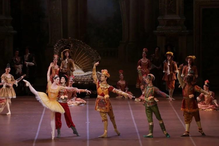 13 The Sleeping Beauty, with Polina Semionova, Marco Agostino, Edoardo Caporaletti, Nicola Del Freo and Gioacchino Starace