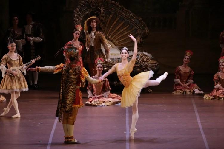 14 The Sleeping Beauty, with Polina Semionova and Gioacchino Starace