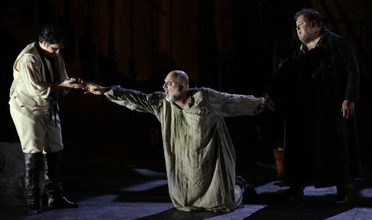 20 I masnadieri, Desole, Pertusi, Sartori, photo Brescia e Amisano, Teatro alla Scala 2019