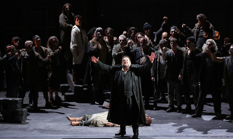 23 I masnadieri, Fabio Sartori, photo Brescia e Amisano, Teatro alla Scala 2019