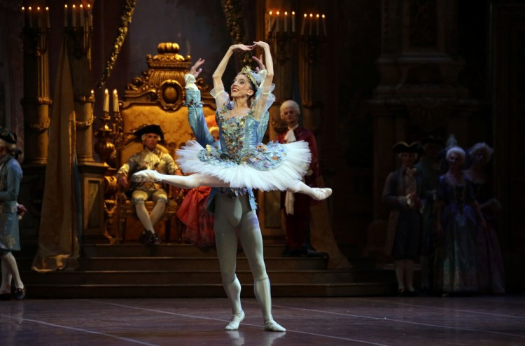37 The Sleeping Beauty, with Vittoria Valerio and Claudio Coviello