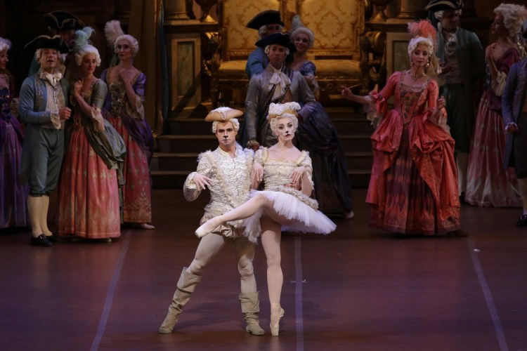 42 The Sleeping Beauty, with Antonella Albano and Federico Fresi