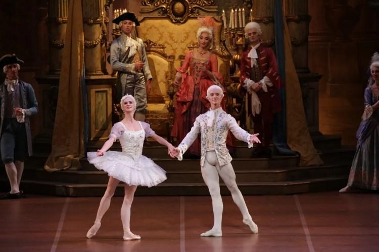 43 The Sleeping Beauty, with Polina Semionova and Timofej Andrijashenko