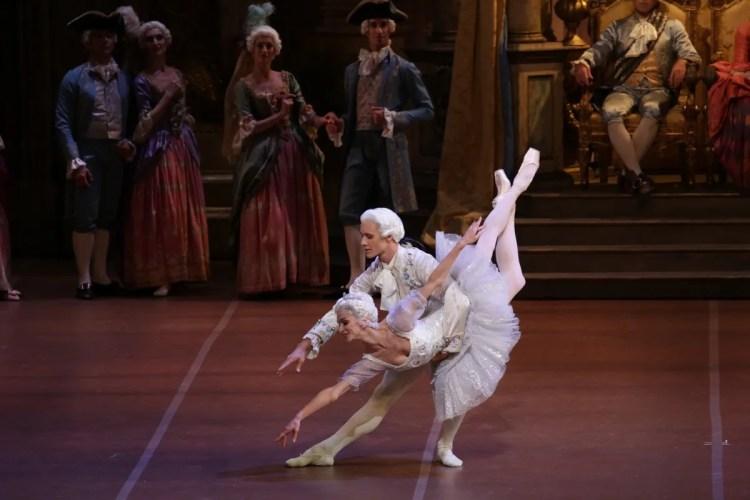 47 The Sleeping Beauty, with Polina Semionova and Timofej Andrijashenko