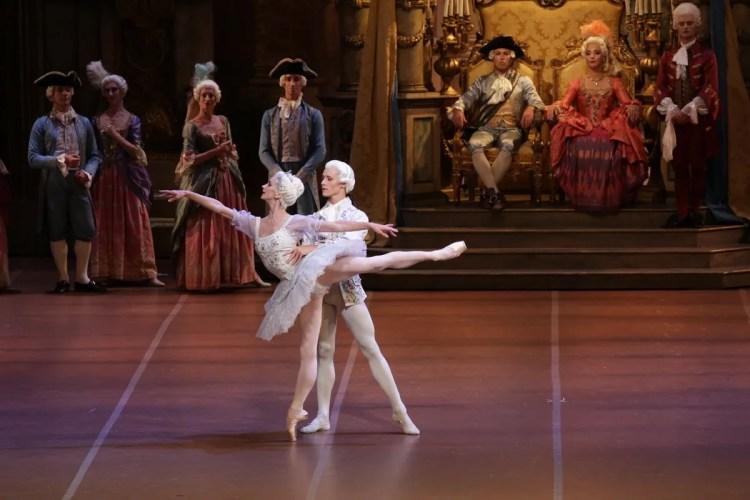 48 The Sleeping Beauty, with Polina Semionova and Timofej Andrijashenko