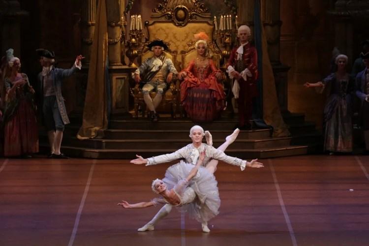 49 The Sleeping Beauty, with Polina Semionova and Timofej Andrijashenko