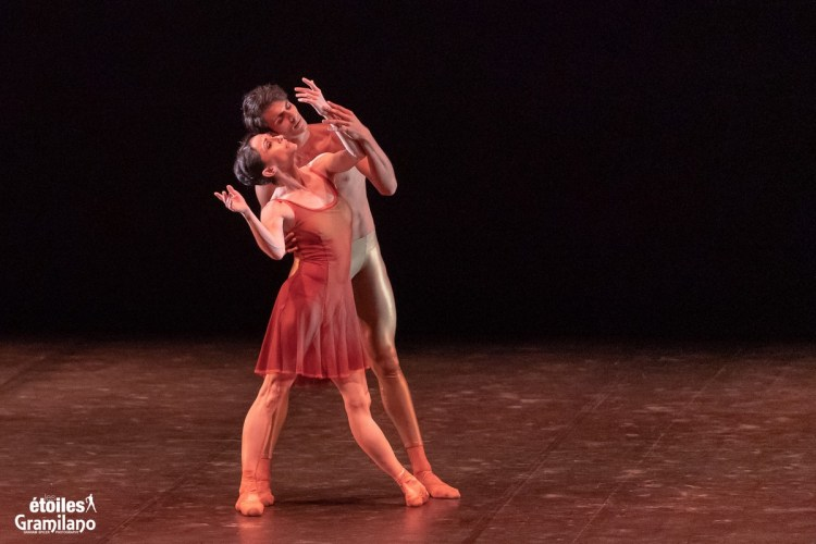 Duet with with Anna Tsygankova and Constantine Allen © Graham Spicer, Daniele Cipriani Entertainment 1