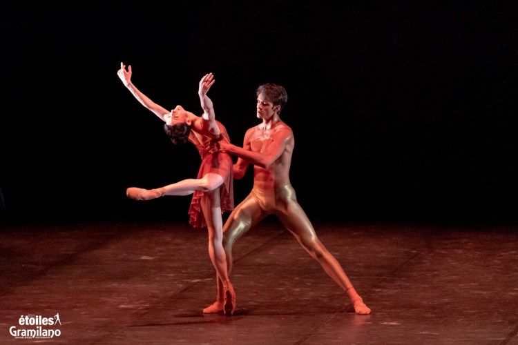 Duet with with Anna Tsygankova and Constantine Allen © Graham Spicer, Daniele Cipriani Entertainment 4