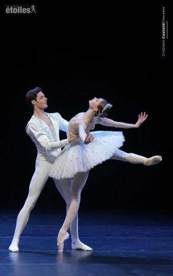 Jacopo Tissi and Alena Kovaleva © Cristiano Castaldi