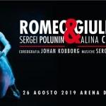 Johan Kobborg's Romeo and Juliet with Sergei Polunin and Alina Cojocaru, Verona 2019