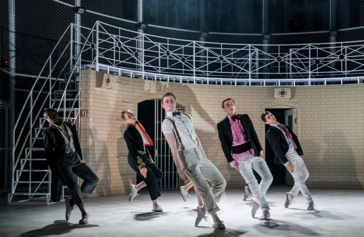 Matthew Bourne, Romeo and Juliet, Capulet Company (3)