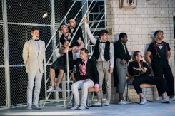 Matthew Bourne, Romeo and Juliet, Capulet Company (4)