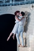 Matthew Bourne, Romeo and Juliet, Juliet (Cordelia Braithwaite) and Romeo (Paris Fitzpatrick) Capulet Company (2)