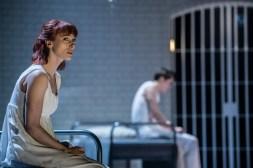 Matthew Bourne, Romeo and Juliet, Juliet (Cordelia Braithwaite)