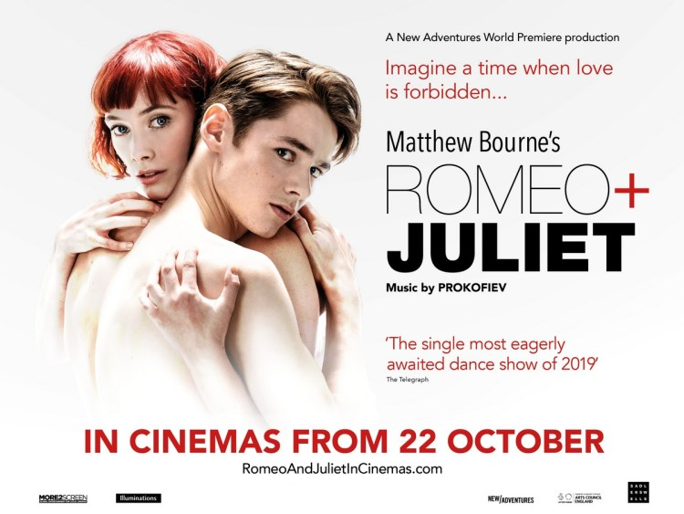 Matthew Bourne's Romeo and Juliet in cinema