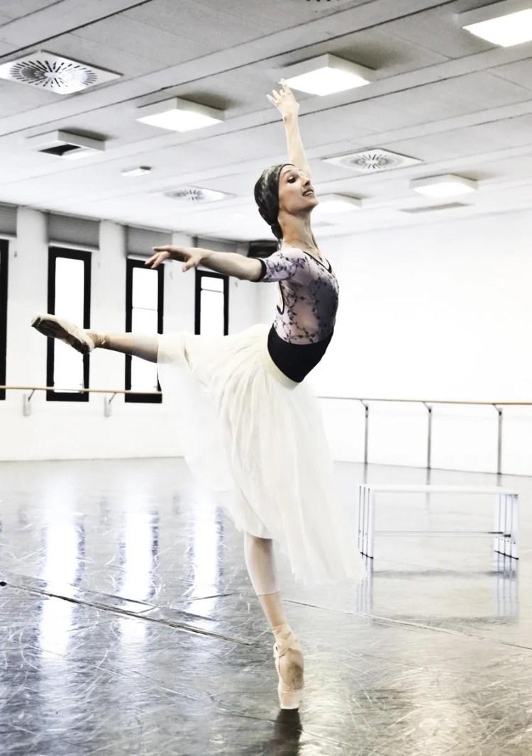 01 Giselle in rehearsal with Svetlana Zakharova © Brescia e Amisano Teatro alla Scala