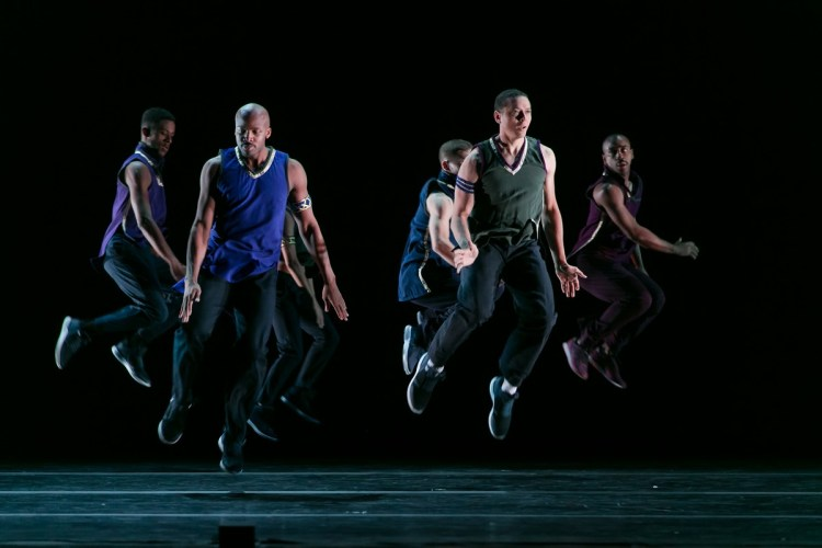 02 Alvin Ailey American Dance Theater in Rennie Harris' Lazarus, photo by Dasa Wharton